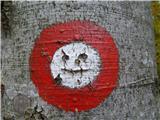 Ljubelj - Koča VrtačaOb poti