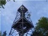 Žička kartuzija - stolpnik
