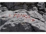 Prečenje Via de la Vita - Vevnica - Strug - PonceNadaljujeva na Veliko Ponco