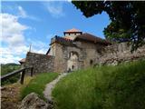 Stari grad nad Otočcem