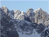 Kamniška Bistrica - Kamniško SedloLedinski vrh in Velika Baba?
