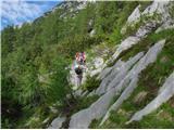 Iz Robanovega Kota čez Črni Hriber na KrofičkoŠe malo pa Covnikovi travniki