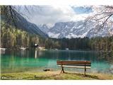 Belopeška jezera - Rifugio Zacchi