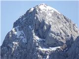 Kamniško sedlo2350 m visoka lepotica...