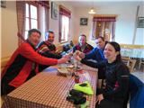 Boč - Donačka gorana uspešno prehojeno pot