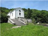 Cerkvica pri izhodišču