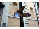 Jakobova pot  - Višarska smer- Jakobova pot...