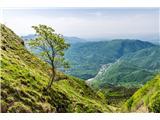 Alta via CAI Gemona (greben Lanež - Veliki Karman)po slovensko, furlansko in italijansko...Terska dolina