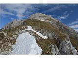 Bovški GamsovecŠe malo je do vrha B.Gamsovca