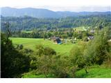 Jakobova pot  - Višarska smer- Lancovo, lep kraj