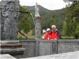 Polhograjska Gora (Sveti Lovrenc)Ob fontani