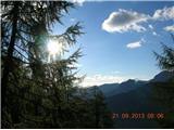 Pot na Brinje (Dovški križ)