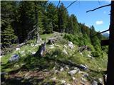 Brezje pri Tržiču - sentanski_vrh