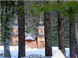 Visoki  Mavrinc- Ruska kapelica