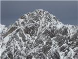 Kamniško sedloin Mrzla gora
