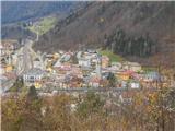 Breznjak / Monte BrizziaTablje - Pontebba