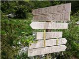 Stol, Potoški Stol, Vajnež, Mali vrh, Brezov vrh in Kamnitnik..do Urbasa in nazaj do Valvasorjevega doma
