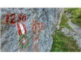 Krnička gora iz Matkove KrniceNa 1250m