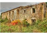 zapuščeno naselje Zanigrad