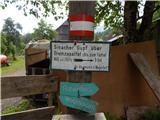 Bistrica v Rožu / Feistritz im Rosental - psinski_vrh___sinacher_gupf_
