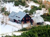 Vršič 1737mPoštarski dom na Vršiču