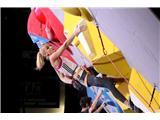 Garnbretova serijska svetovna prvakinjaTudi za Tjašo Kalan na 12. mestu najuspešnejše svetovno prvenstvo (foto Manca Ogrin).