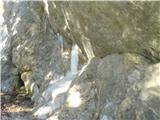 Javorca(Golte)bodoče plezališče