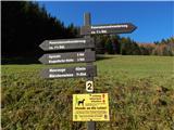 Slovenji Plajberk / Windisch Bleiberg - vgrizeva_planina___ogrisalm