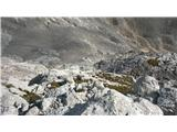 Grebensko prečenje Kranjska Rinka - Skutautrinek na grebenu na Kranjsko Rinko