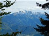 Kropa (Slovenska peč) - planinski_dom_goska_ravan