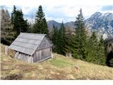 Goli vrh  1787 mnmkoča na Jenkovi planini