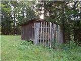 Podrožca / Rosenbach - kamnica_komnica___ferlacher_spitze