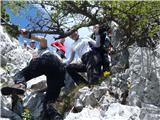 Ojstri vrh 1371mutrinek med sestopom