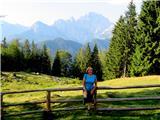 Vrtaško Slemena planini