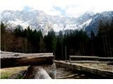 Goli vrh  1787 mnmčudovit pogled proti našim goram