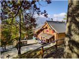 Belopeška jezera - Rifugio Zacchi Rifugio Zacchi, spet se odpre 8. decembra