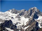 Velika planinaDolgi hrbet,Štruca,Skuta
