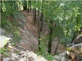Rjavčki vrh ali Planinšca ( 1898m )najina prečka nad Logarskim kotom...tudi, če nikoli več:)))