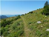 Kneške Ravne - planina_na_kalu