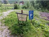 Vrtinjlogarski graben / Val Bartolo - gorjanski_vrh___goriacher_berg___monte_goriane