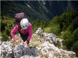 Planina Za Skalo in Kaluderzelo krušljivo