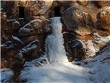 Prelaz Ljubelj (koča)Zamrznjeno