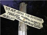Prečenje Via de la Vita - Vevnica - Strug - Ponce
