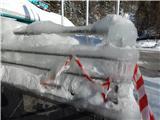 Prelaz Ljubelj (koča)Led