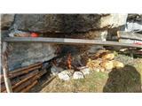Javorca(Golte)  utrinek pri bivaku  pod Javorco