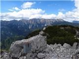 Stegovnikna vrhu Stegovnika