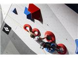Slovenska trojica v boj za odličja na...Paraplezalec Gregor Selak je lani na svojem drugem svetovnem prvenstvu osvojil drugo bronasto medaljo (foto Planinska zveza Slovenije).