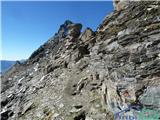 Parkirišče pod planino Jamnig - hinterer_geisslkopf