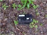 Sveta Ana (Ljubelj)Tudi to je nekdo pozabil na parkirišču