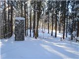 Javorca(Golte)spomenik NOB